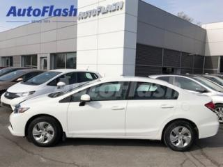 Used 2015 Honda Civic 1.8l Lx Bluetooth for sale in St-Hubert, QC