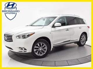 Used 2015 Infiniti QX60 Cuir Toit for sale in Brossard, QC