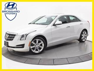 Used 2015 Cadillac ATS 2.0l Turbo 4x4 Cuir for sale in Brossard, QC