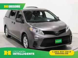 Used 2018 Toyota Sienna 7 PASS AC GR ELEC for sale in St-Léonard, QC