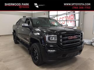 Used 2016 GMC Sierra 1500 SLT for sale in Sherwood Park, AB