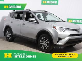 Used 2017 Toyota RAV4 LE A/C GR ELECT MAGS for sale in St-Léonard, QC