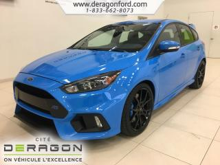 Used 2017 Ford Focus Rs Navigation Camera for sale in Cowansville, QC