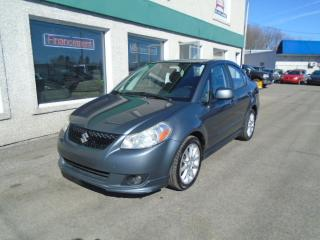 Used 2008 Suzuki SX4 Berline 4 portes BA for sale in St-Jérôme, QC