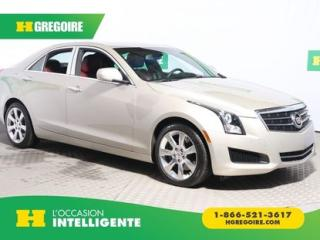 Used 2013 Cadillac ATS LUXURY AWD A/C CUUR for sale in St-Léonard, QC