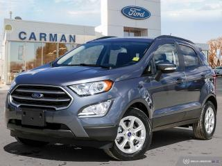 New 2019 Ford EcoSport SE FWD for sale in Carman, MB