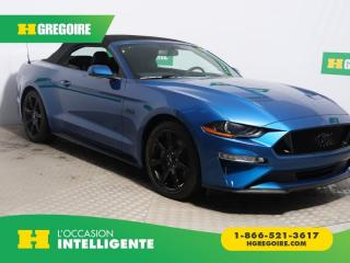 Used 2018 Ford Mustang Gt Premium Cuir Nav for sale in St-Léonard, QC