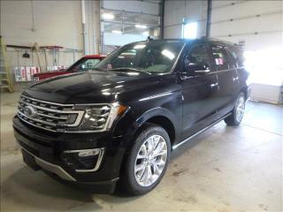 Used 2018 Ford Expedition Max Limited for sale in Winnipeg, MB