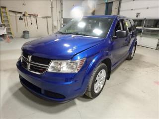 Used 2015 Dodge Journey CVP/SE Plus for sale in Winnipeg, MB