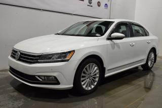 Used 2017 Volkswagen Passat Comfortline+navigati for sale in Sherbrooke, QC