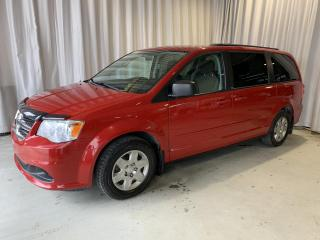 Used 2012 Dodge Grand Caravan GRAND CARAVANE STOW'N'GO  Familiale 4 po for sale in Sherbrooke, QC