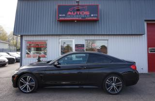 Used 2015 BMW 4 Series Xdrive M Pkg + M for sale in Lévis, QC