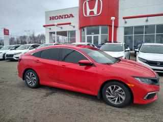 Used 2019 Honda Civic EX ***SPÉCIALE DÉMONSTRATEUR***PNEUS HIV for sale in Donnacona, QC