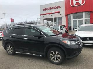 Used 2014 Honda CR-V TOURING*** NAVIGATION***BAS MILLAGE*** for sale in Donnacona, QC