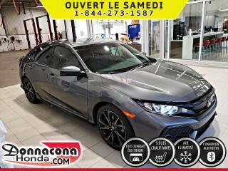 Used 2019 Honda Civic Honda Civic Sport 2019***SPÉCIALE DÉMONS for sale in Donnacona, QC