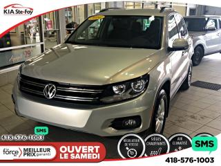 Used 2014 Volkswagen Tiguan Highline A/c Grp for sale in Québec, QC