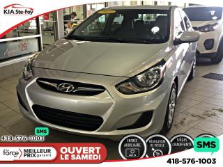 Used 2013 Hyundai Accent Gls Cruise Siege for sale in Québec, QC