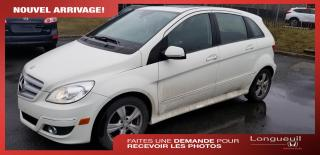 Used 2010 Mercedes-Benz B-Class *** Modèle rare *** for sale in Longueuil, QC