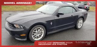 Used 2012 Ford Mustang *** Décapotable *** for sale in Longueuil, QC
