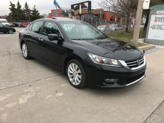 Used 2013 Honda Accord EXL,4CYL,AUTO,SAFETY+3YEARS WARRANTY INCLUDED for sale in Toronto, ON
