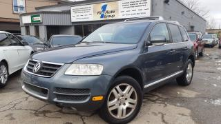 Used 2005 Volkswagen Touareg 4.2L V8 w/Nav for sale in Etobicoke, ON