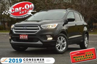 Used 2018 Ford Escape SEL AWD REAR CAM HTD SEATS NAV READY LOADED for sale in Ottawa, ON