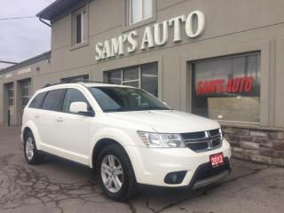 Used 2012 Dodge Journey FWD 4DR SXT for sale in Hamilton, ON