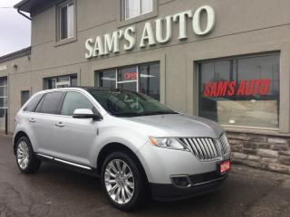 Used 2014 Lincoln MKX AWD 4DR for sale in Hamilton, ON