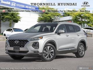 New 2019 Hyundai Santa Fe 2.0T Luxury AWD  - Sunroof for sale in Thornhill, ON