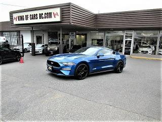 Used 2018 Ford Mustang EcoBoost for sale in Langley, BC