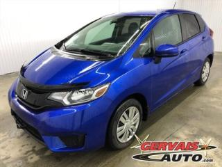 Used 2016 Honda Fit LX BLUETOOTH A/C for sale in Shawinigan, QC
