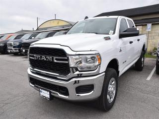 New 2019 RAM 3500 Tradesman|SRW|HEAVY DUTY SNOW PLOW PREP GRP for sale in Concord, ON