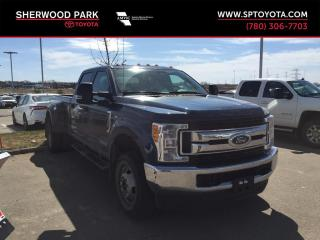 Used 2017 Ford F-350 Super Duty DRW XLT for sale in Sherwood Park, AB