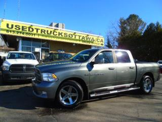 Used 2012 RAM 1500 SPORT for sale in Ottawa, ON