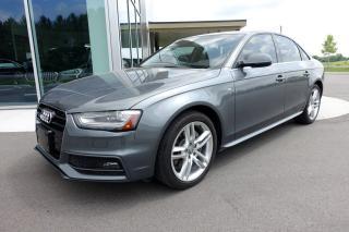 Used 2015 Audi A4 Technik plus for sale in Carp, ON