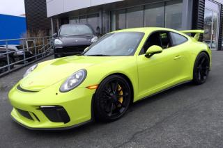 Used 2018 Porsche 911 GT3 for sale in Carp, ON