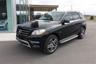 Used 2012 Mercedes-Benz ML-Class ML 350 BlueTEC for sale in Carp, ON