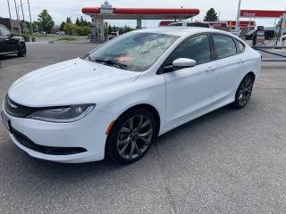 Used 2016 Chrysler 200 S for sale in Cornwall, ON