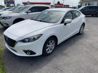 Used 2016 Mazda MAZDA3 GS for sale in Cornwall, ON