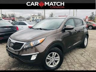 Used 2013 Kia Sportage LX / *AUTO* / HTD SEATS for sale in Cambridge, ON