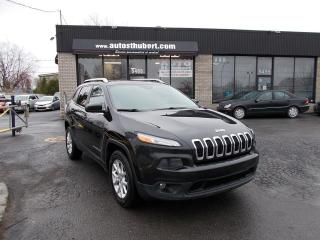 Used 2015 Jeep Cherokee NORTH 4X4 for sale in St-Hubert, QC