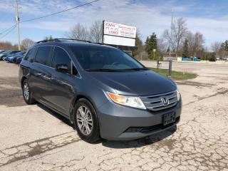 Used 2012 Honda Odyssey EX for sale in Komoka, ON