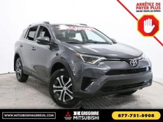 Used 2016 Toyota RAV4 LE for sale in Vaudreuil-Dorion, QC