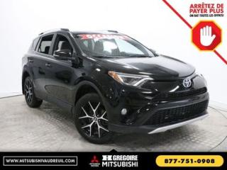 Used 2016 Toyota RAV4 se for sale in Vaudreuil-Dorion, QC