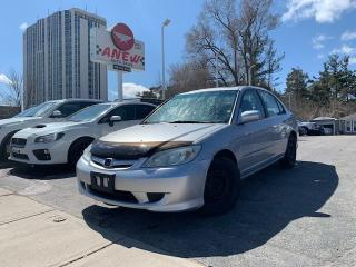 Used 2005 Honda Civic LX-G for sale in Cambridge, ON