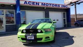 Used 2014 Ford Mustang GT for sale in Hamilton, ON