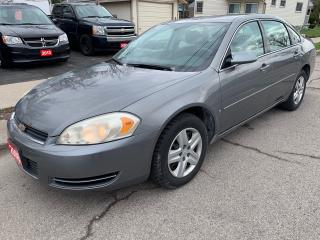 Used 2006 Chevrolet Impala for sale in Hamilton, ON