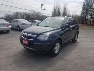Used 2008 Saturn Vue XE AWD for sale in Stouffville, ON