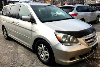 Used 2006 Honda Odyssey EX-L for sale in St. Catharines, ON
