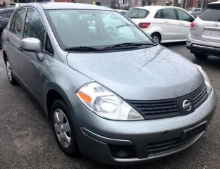 Used 2009 Nissan Versa 1.6 SEDAN for sale in St. Catharines, ON